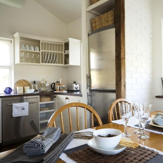 IH rustic kitchen image - housetohome