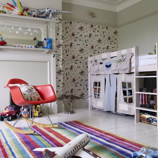 Playful children's room | Modern kids rooms - 10 ideas | Children's bedroom decorating ideas | PHOTO GALLERY | Housetohome