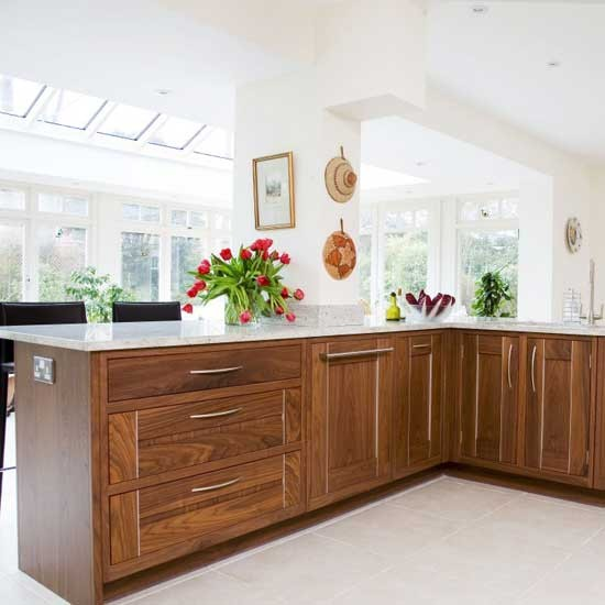Bk Open plan kitchen image - housetohome