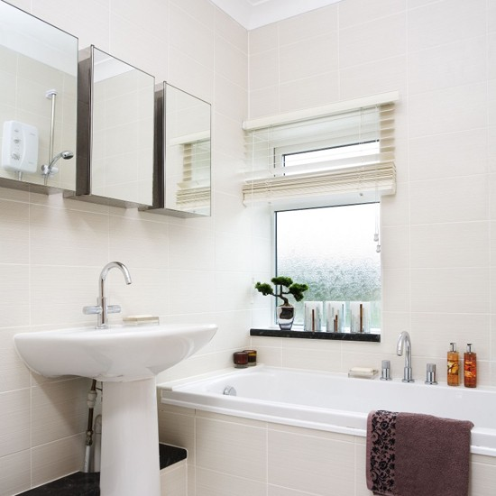 Fresh white bathroom | Bathroom vanities | Decorating idas | Image | Housetohome