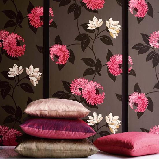 pink wallpaper web black and pink bedroom wallpaper