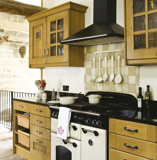 Traditional style kitchen for Traditional kitchen appliances