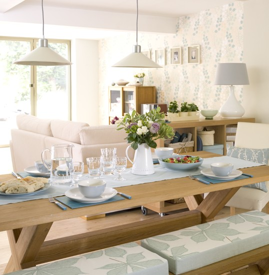 Open-plan dining area IH image - housetohome