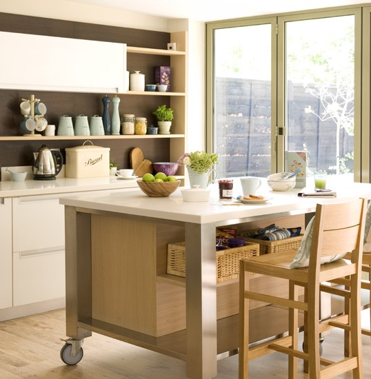 Clutter-free kitchen IH image - housetohome