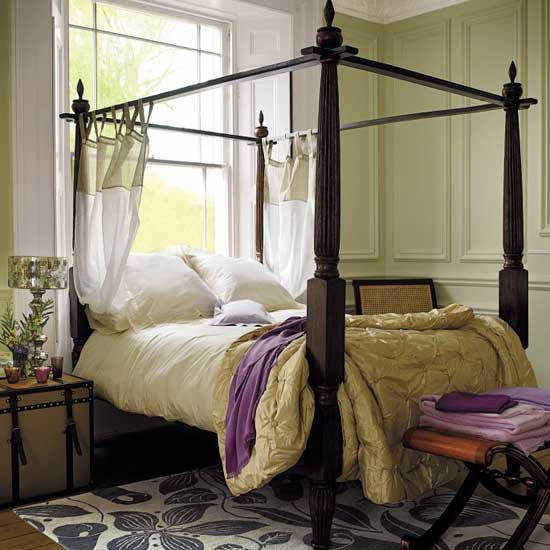 Luxurious bedroom CH&I image - housetohome