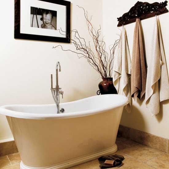 Stylish bathroom BH image - housetohome