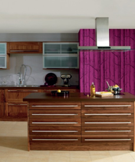 Walnut kitchens | Kitchen design | Wooden storage | PHOTO GALLERY | Housetohome.co.uk