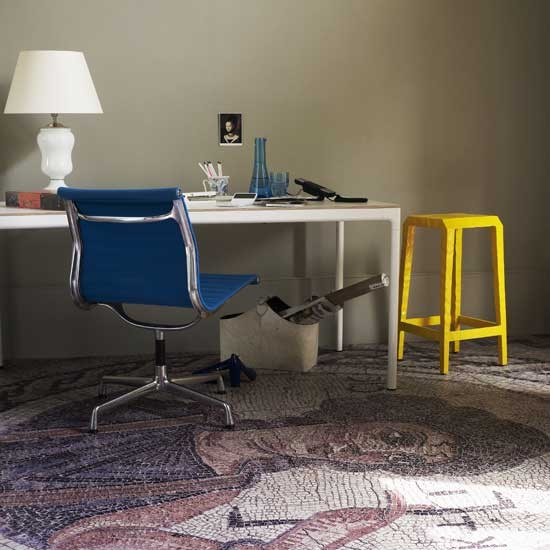 Mosaic home office Letc - housetohome