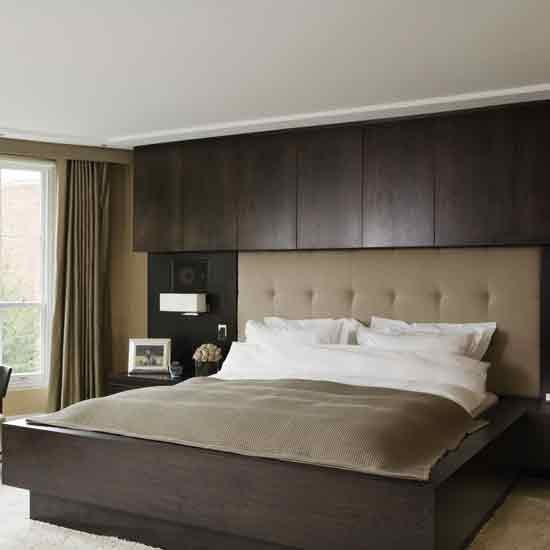 Hotel-style bedroom HG - housetohome