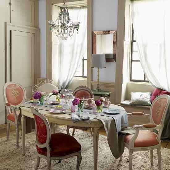 Classic dining room - housetohome