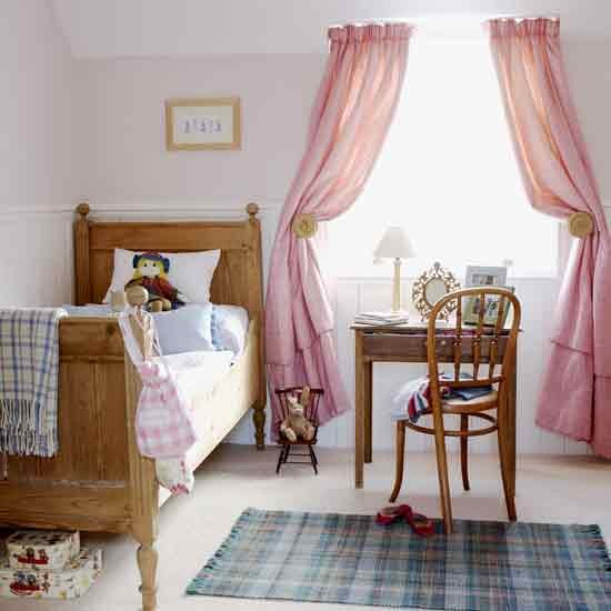 Little Girls Bedroom Housetohomecouk