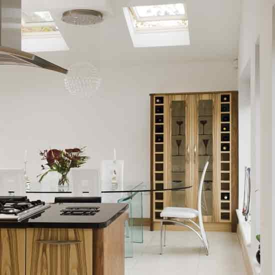 Light kitchen - housetohome