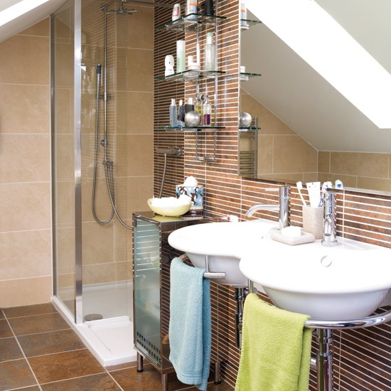 Contemporary Shower Room Housetohome Co Uk