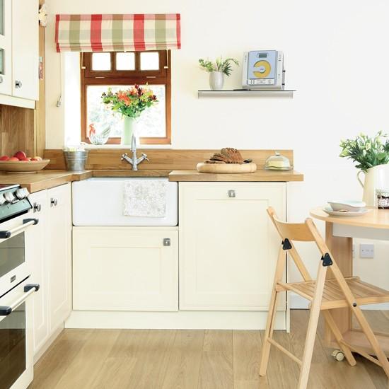 Compact kitchen - housetohome