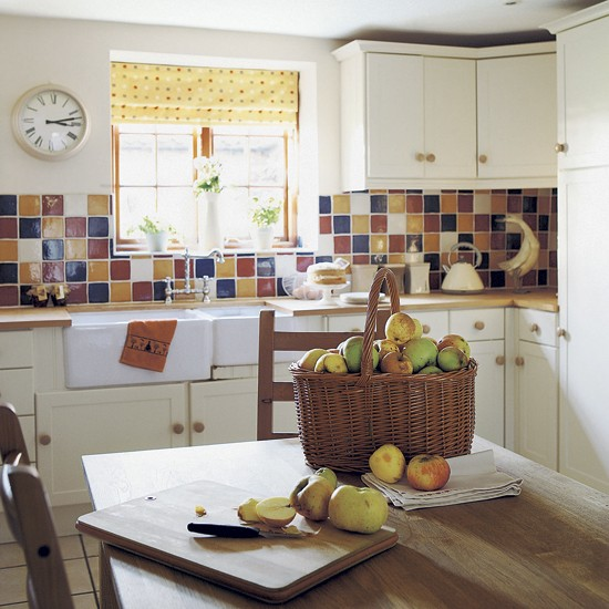 Country kitchen CH&I - housetohome