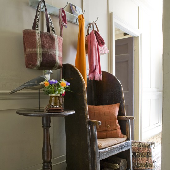 Autumn hallway | Hallway design | Decorating ideas | Image | Housetohome