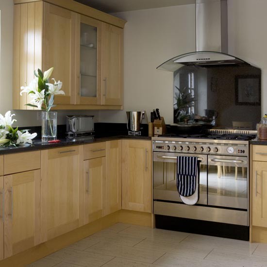 Modern kitchen 25BH - housetohome