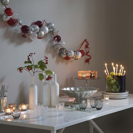 High-impact, low-effort Christmas decorating | Christmas decorating ideas | Christmas | PHOTO GALLERY | Housetohome.co.uk