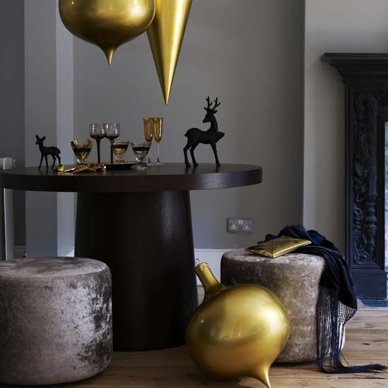 Modern Christmas decorating ideas | Christmas decorating ideas | Christmas decorations | PHOTO GALLERY | Housetohome.co.uk