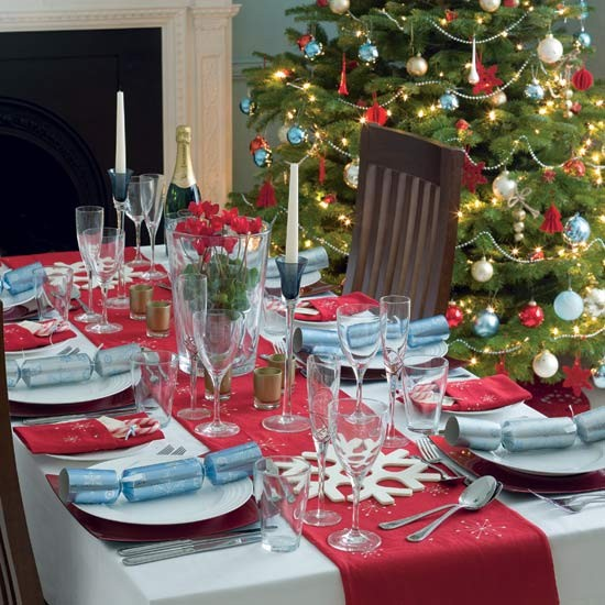 How To Lay Your Christmas Table