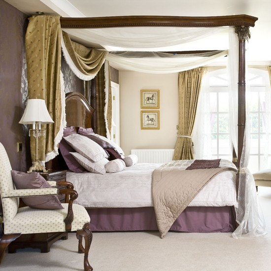 Elegant master bedroom 25BH - housetohome