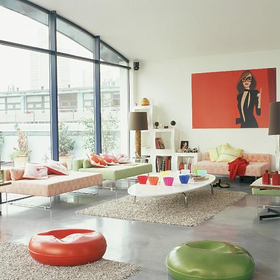 LE0601 271 Modernas salas de estar   10 ideias de decoração.