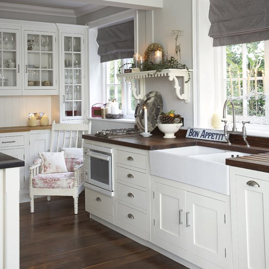 Country Kitchen Style For Modern House Modern Country Kitchen
