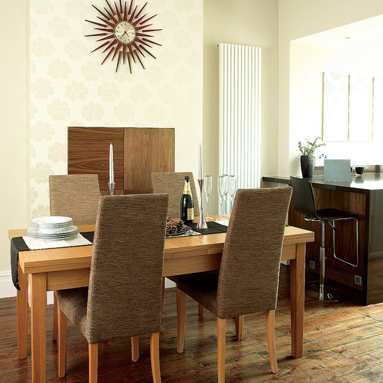 Contemporary dining room | Dining rooms | Dinning room ideas | Image | Housetohome