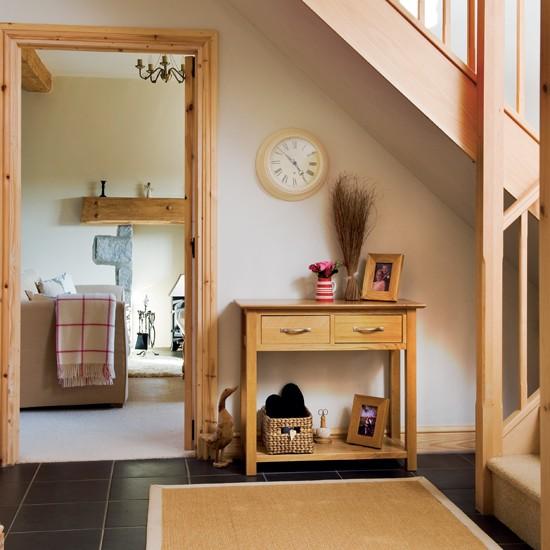 Country hallway | Hallways | Hallway ideas | Image | Housetohome