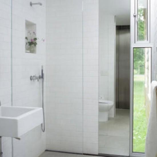Luxurious wetroom bathrooms top ten for 2008 for Wet room inspiration
