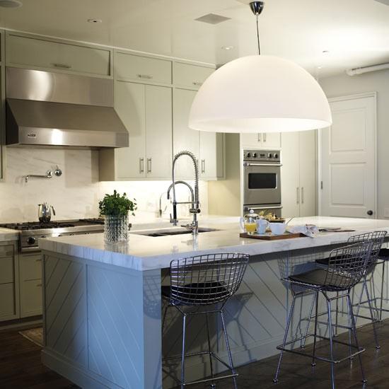 Cool modern kitchen | Kitchens | Kitchen ideas | Image | Housetohome