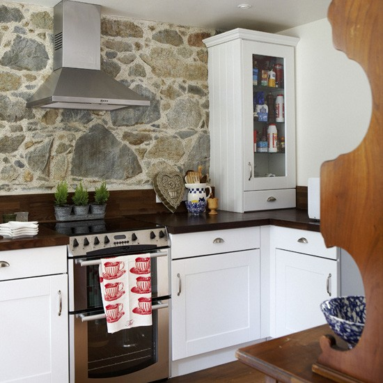 Country Corner Kitchen Kitchens Ideas Image