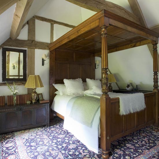 Grand four poster bedroom bedrooms bedroom ideas for Grand bedroom designs