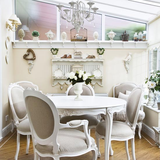 Conservatory dining room | Dining room | Extension ideas | Image | Housetohome