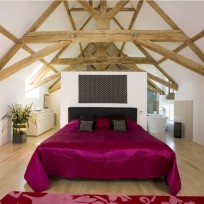 If you want to use your loft as a bedroom you'll need roof insulation