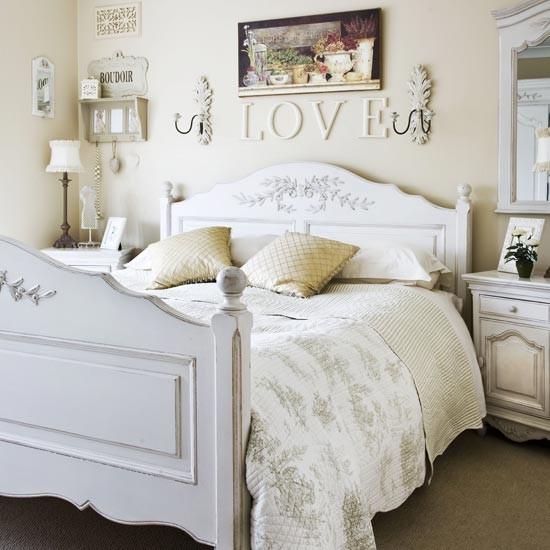 De estilo francês quarto | Quarto | Quarto ideia | Imagem | Housetohome