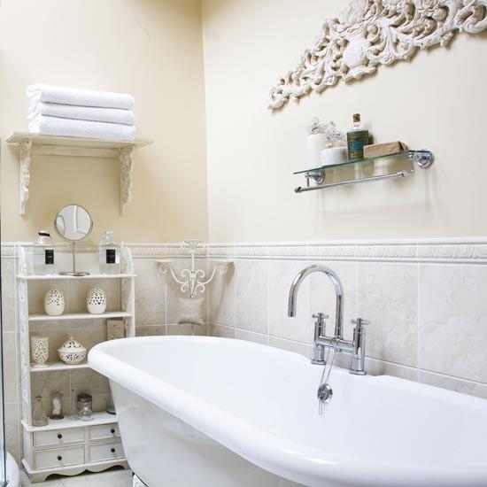 Roll top bath bathroom bathroom ideas image housetohome