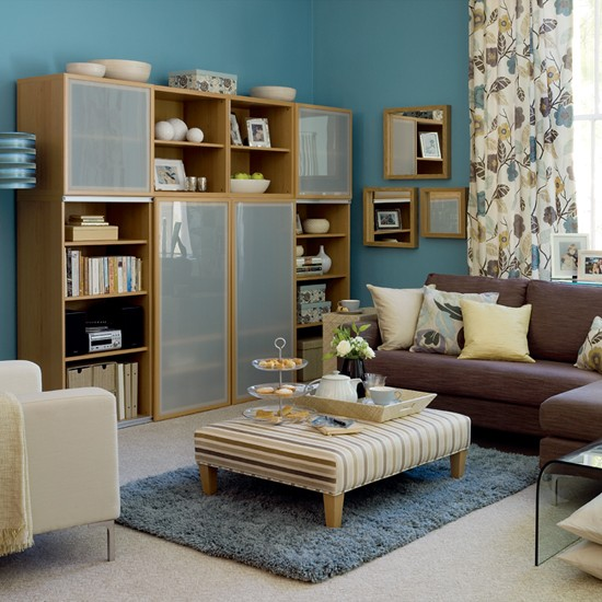Multifunctional space | Living room | Decorating ideas | Image | Housetohome.co.uk