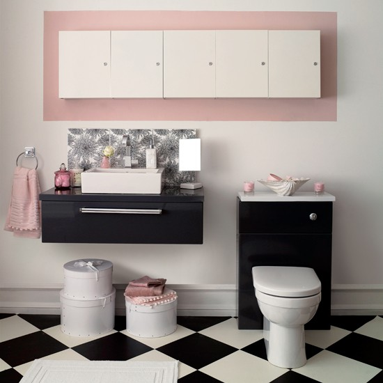 Bathroom storage ideas | bathroom design ideas | video | image | housetohome.co.uk