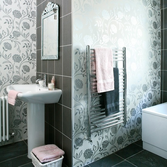 Glamorous bathroom | Bathrooms | Bathroom idea | Image | Housetohome