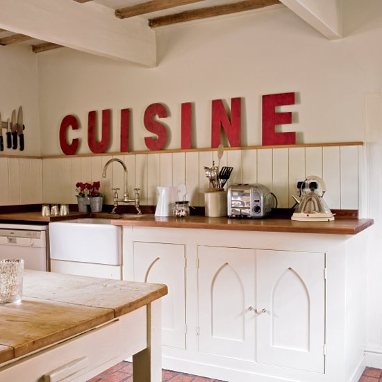 French rustic-style kitchen | Kitchens | Kitchen ideas | Image | Housetohome