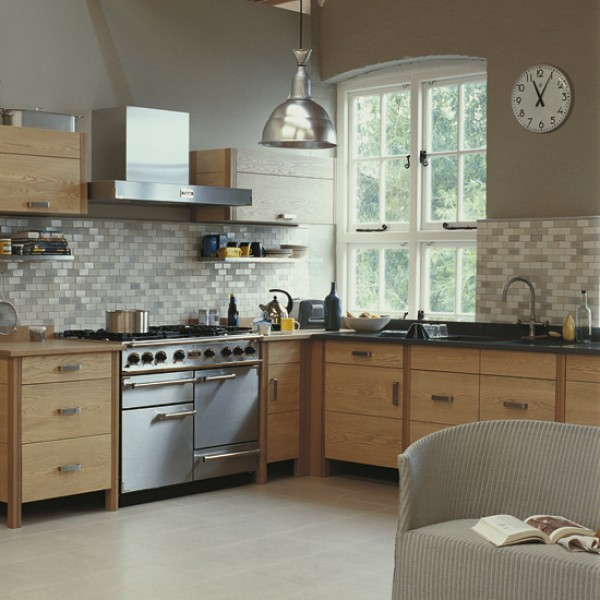 Fired earth 39 s new jura kitchen Fired tiles