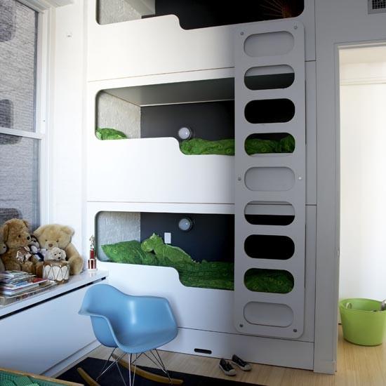 Children's modern bedroom   Bedrooms   Bedroom ideas   Image   Housetohome