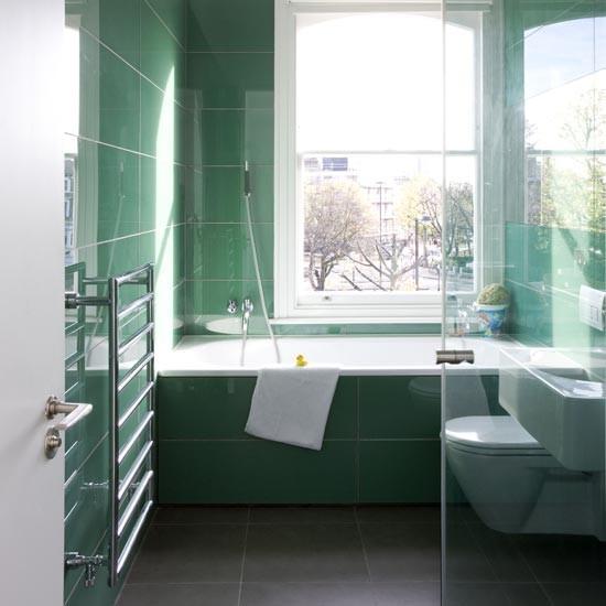 Jade green bathroom bathrooms bathroom ideas image for Bathroom ideas green