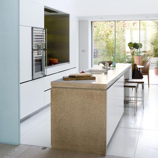 Spacious kitchen   Kitchens   Kitchen ideas   Image   Housetohome
