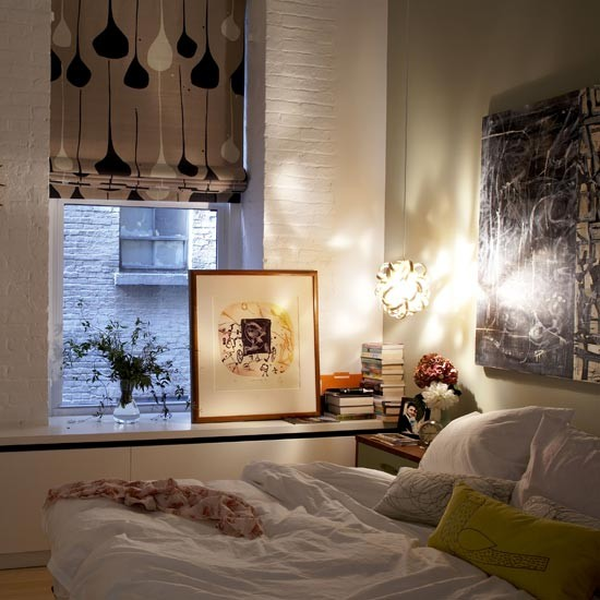 Atmospheric bedroom | Bedrooms | Bedroom ideas | Image | Housetohome