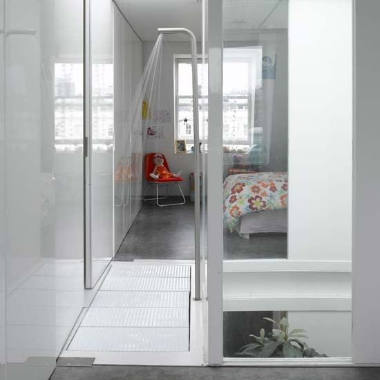 Create the perfect wet room for Walk through shower pros and cons