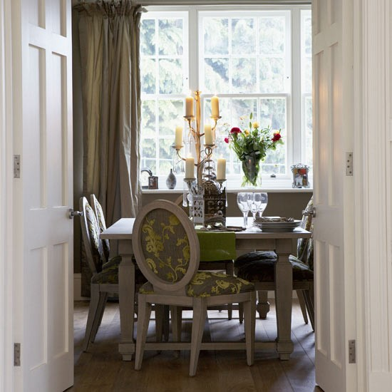 Modern country dining room | Dining rooms | Dining room ideas | Image | Housetohome
