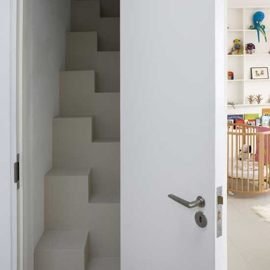 Lovely Contemporary Victorian Hallway: Take A Tour Around A Contemporary Victorian