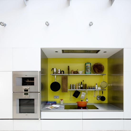 Compact Kitchen Cubby